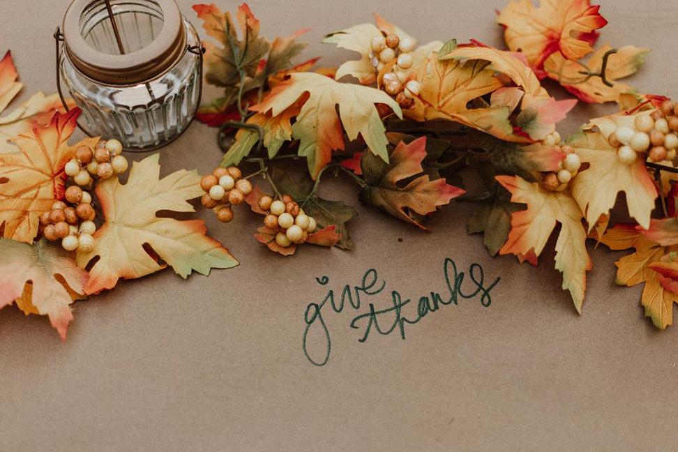 Instilling Gratitude